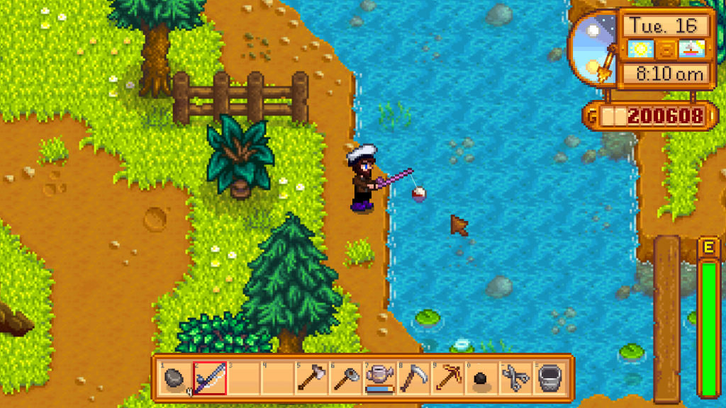 SO MUCH FISHING