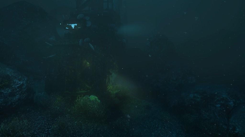 underwater in Soma
