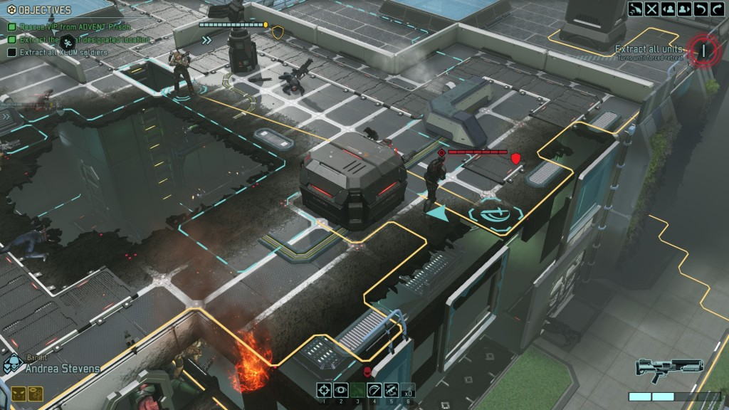 tactics gameplay in xcom 2